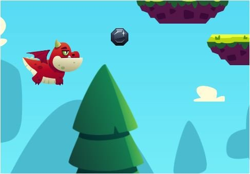 Flappy Dragon 2 Game
