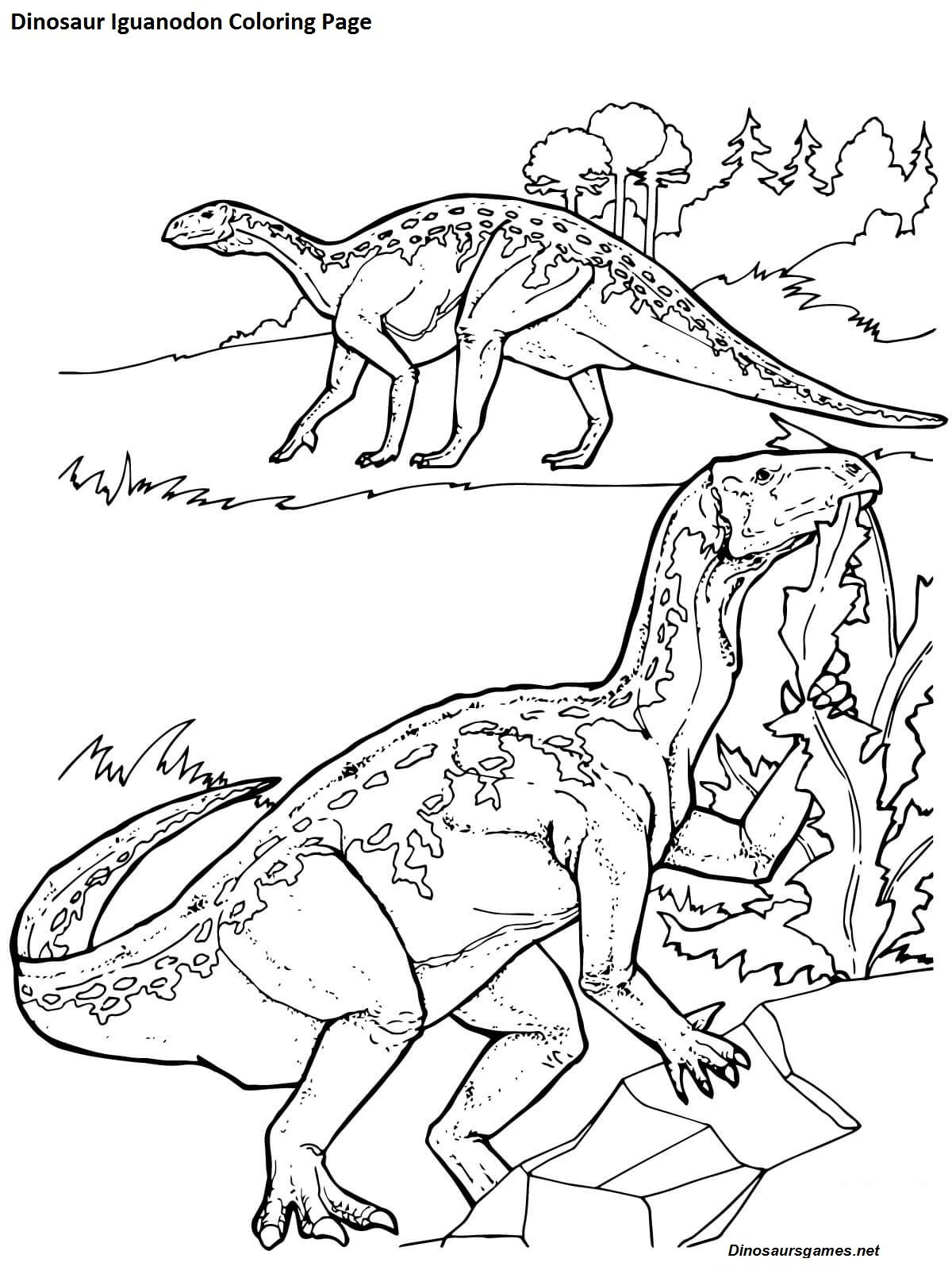 T Rex Coloring Pages – coloring.rocks! | 1600x1200