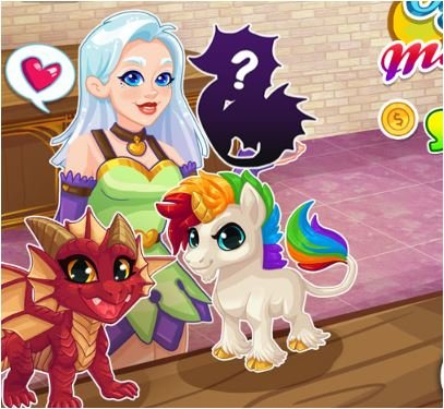 Crystal Magical Pet Shop Game