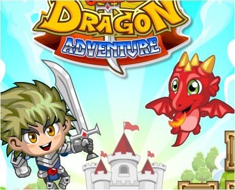 Fire Dragon Adventure Game
