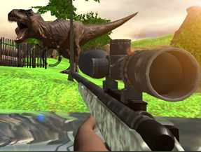 Dinosaur Hunter Game Survival