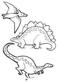 Babies Dino Coloring Game