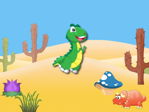 Dino Fun Adventure New Game