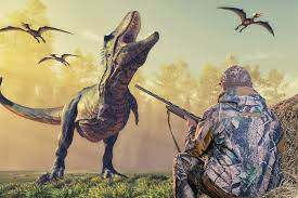 Dino Hunting  New Game