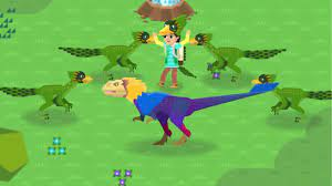 Dino Experiments Game