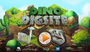 Dino Dig Site Game
