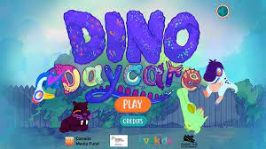 Dino Daycare Game