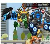 Pachycephalo Repair Dinorobot Game