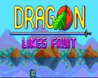 Dragon Likes Fruit Game