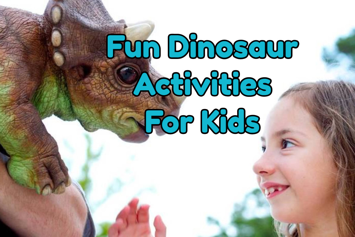 The fun dinosaur activities that your kids can engage in