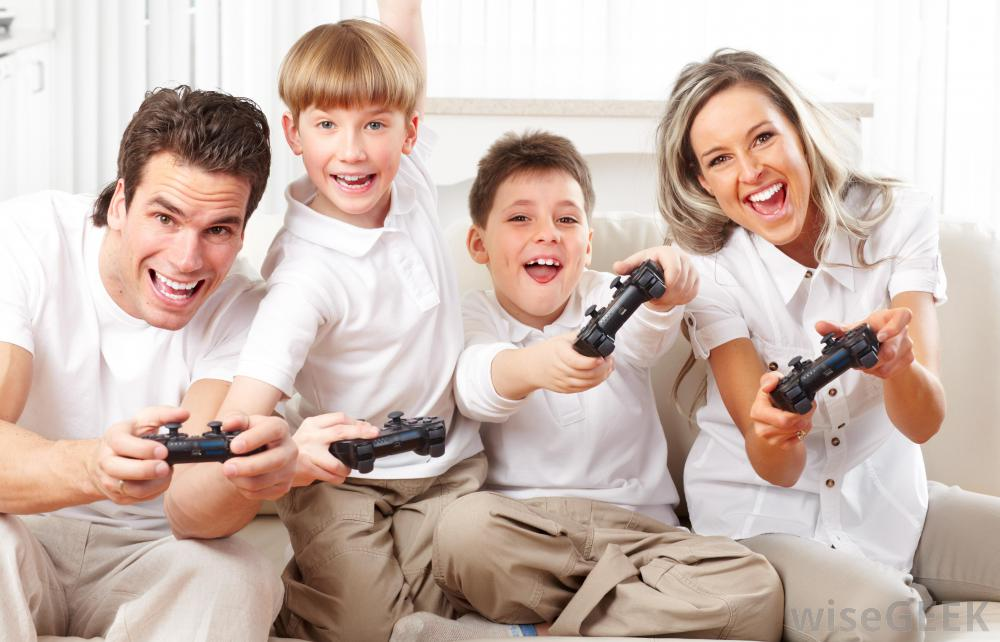 The Reason Why Children Like To Play Online Games