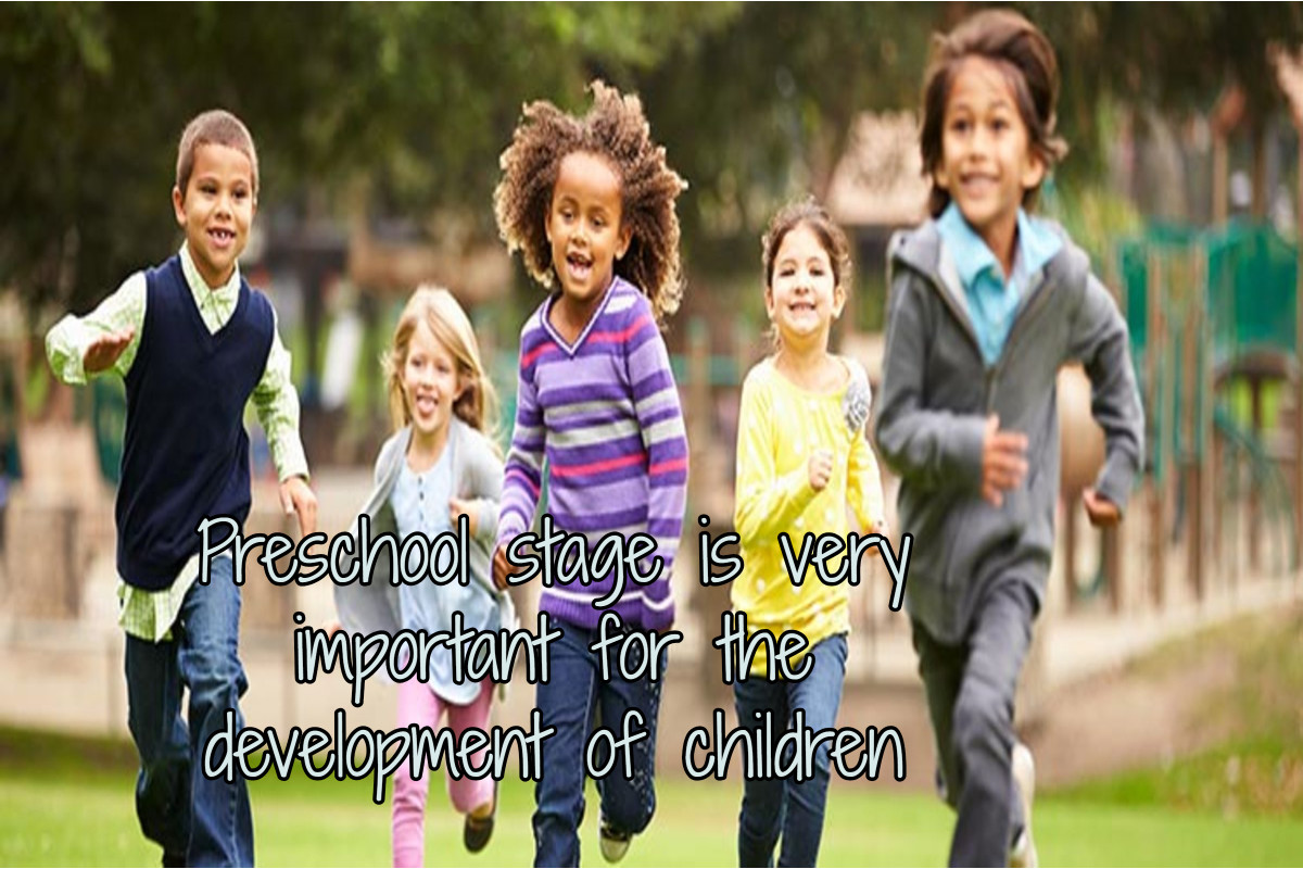 The Most Important Benefits Your Children Get From Preschool Education