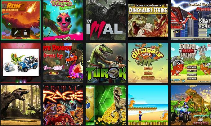 Top Best Dinosaur Games Online For Kids