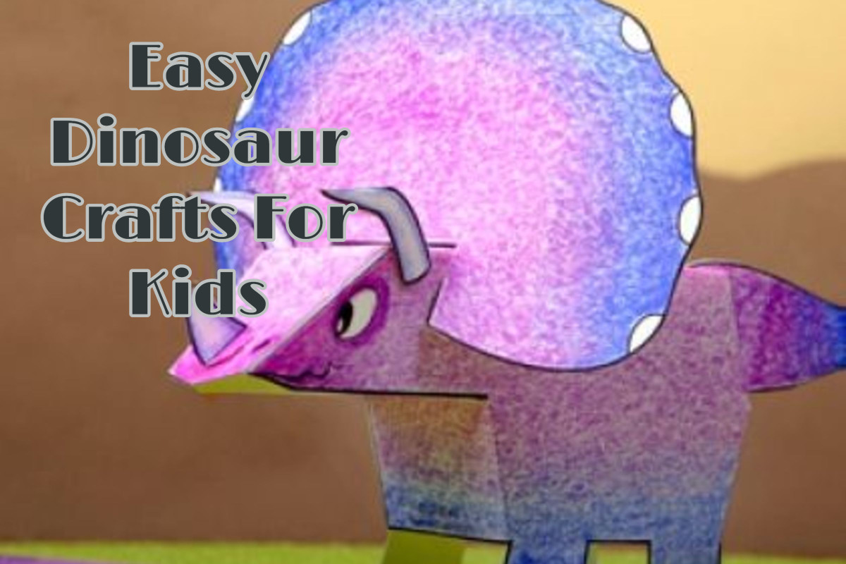 Dinosaur Craft For Kids A fun way to learn about dinosaur