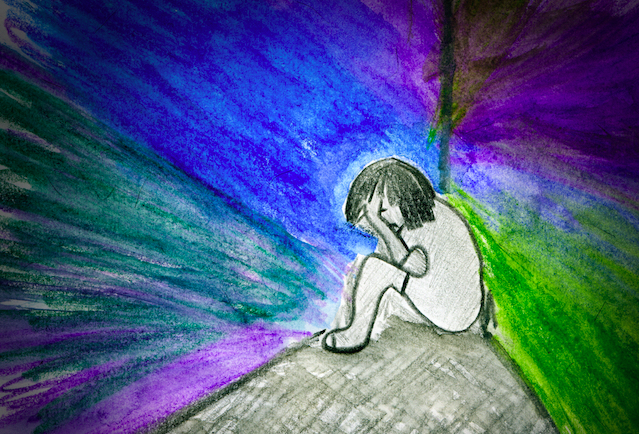 Some Good Ideas To Help Child To Overcome Sadness