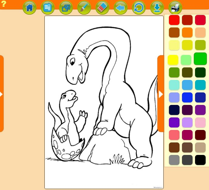 How to find the best Dinosaur Coloring Pages for child today