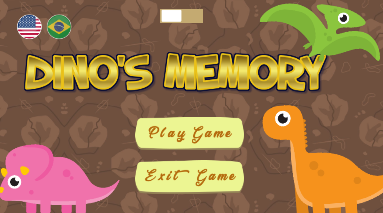 The Interesting Dinosaurs Memory Games Online Collection