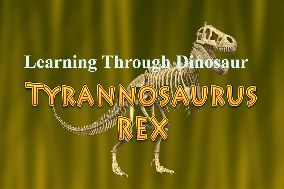 Learning Through Dinosaur T Rex Coloring Pages And The Benefit From Them
