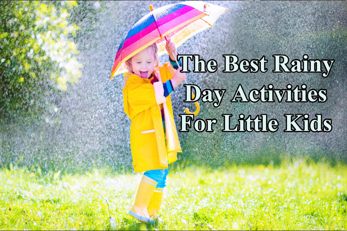 The Best Rainy Day Activities For Little Kids