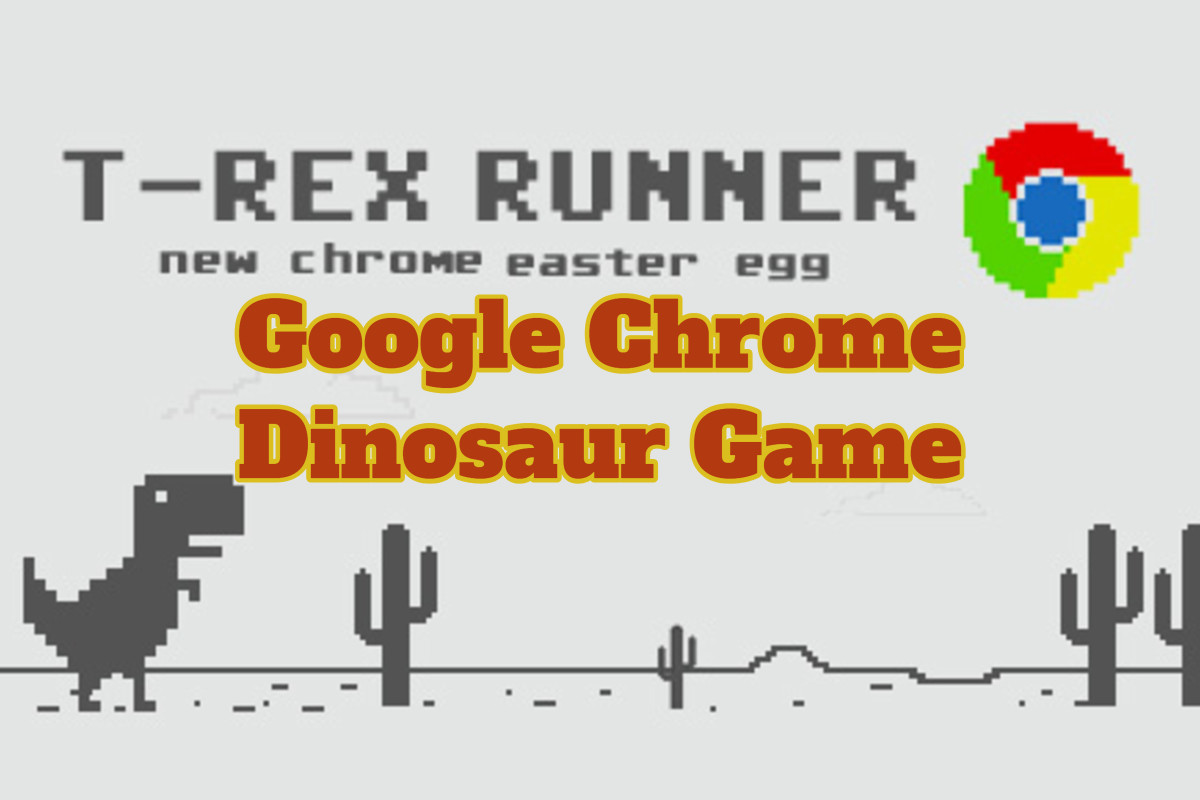 Chrome Dinosaur Game Is Quite Addictive In The Game System