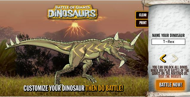 Dinosaur War Brings You Back To The Most Fierce Prehistoric Battles