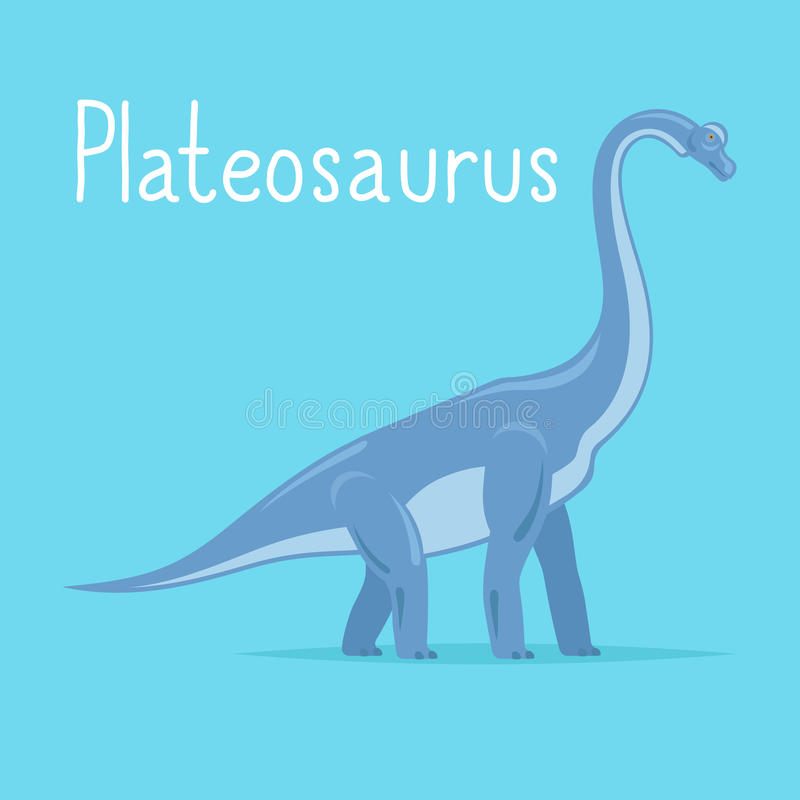 Plateosaurus Dinosaur Fact And How To Make Coloring Page For Them