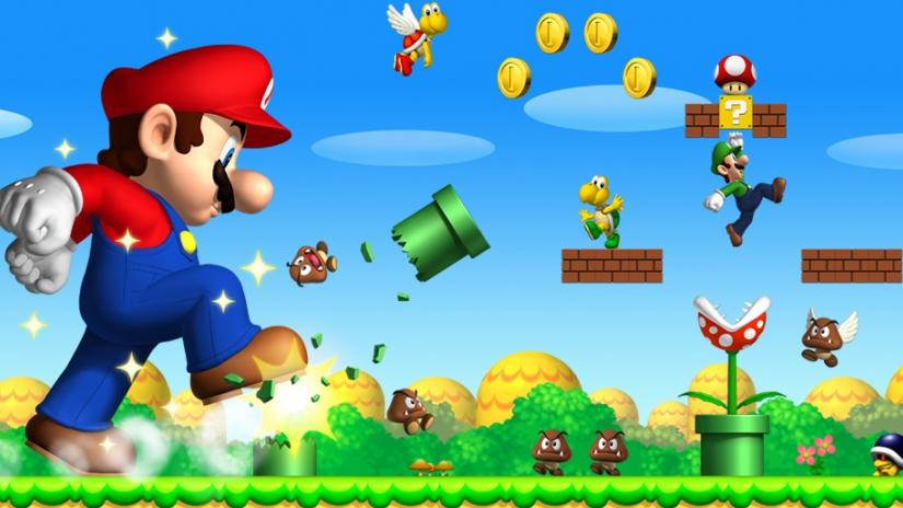All The Top free Mario Games playing online for everyone