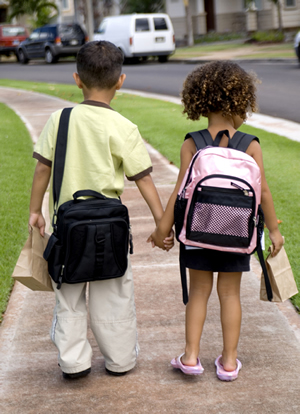 Some ways to help your kids get ready for school