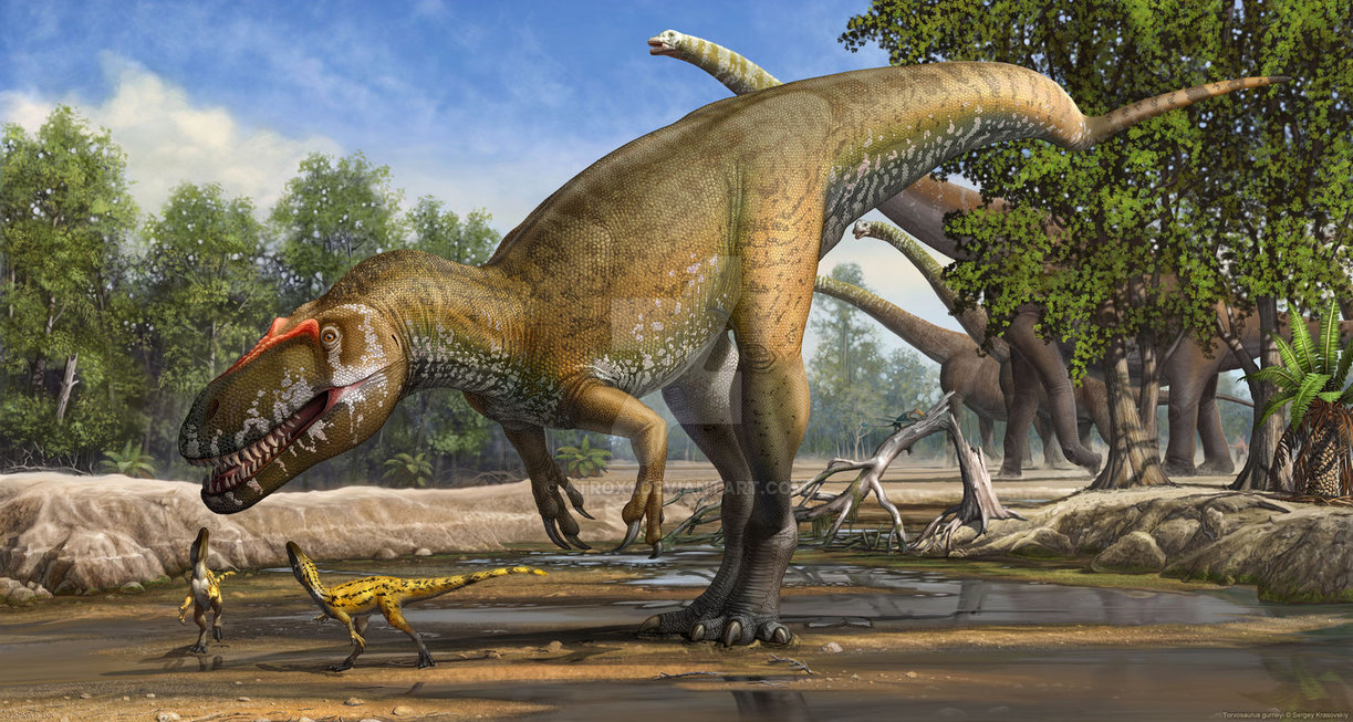 What do we know about Torvosaurus   a fierce dinosaur