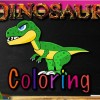 Dinosaur Coloring Game